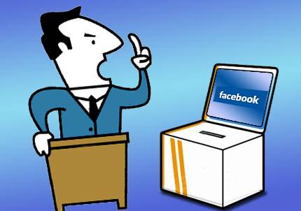 facebook politico