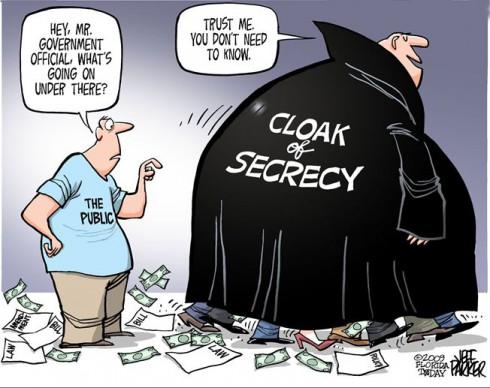 transparencia politica
