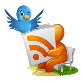 RSS feed de una cuenta de Twitter