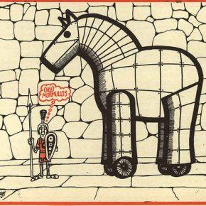 Caballos de Troya de la política española