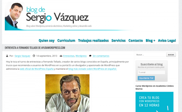 entrevista fernando tellado por sergio vazquez