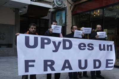 Dimisiones en UPyD