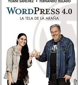 Libro WordPress 4.0 La tela de la araña