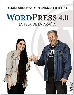 WordPress 4.0 La tela de la araña