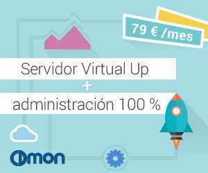 Servidor virtual administrado a precio increíble