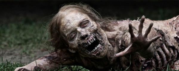 zombie suplicando