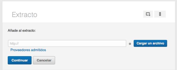 añadir contenido activo linkedin