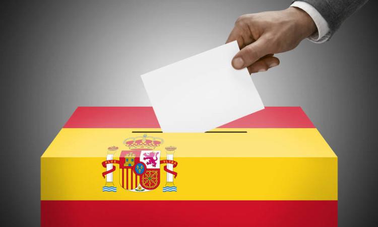 voto elecciones españa