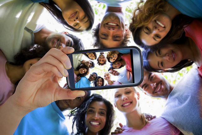 usuarios smartphone movil